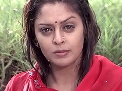 Big Knocker MILF Nagma Bathing Instalment