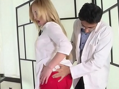 Doctor fucks impotent patient'_s wed