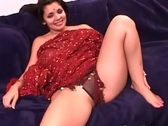 Big tits Indian starlett sucking together with fucking hardcore