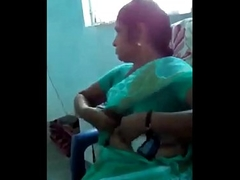 VID-20131024-PV0001-Virudhachalam (IT) Tamil 42 yrs old married hot and sexy housewife aunty Mrs. Kamala Murugesan showing her boobs to her 45 yrs old married illegal lover - real estate agent Rathnavel at office sex pornography video