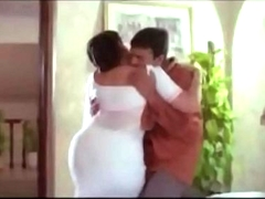 Hot Aunty  plus Servente Romantic Scenes    Tamil hot glamour scene