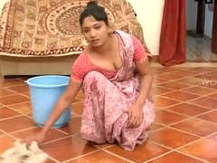 cheating husband caught with maid