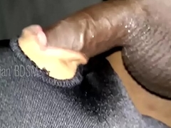 Indian lady doing a deep face hole oral pleasure with the addition of cum in mouth
