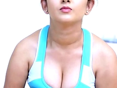 Hot Yoga Steps from sexy Indian forth big titties - www.xxxtapes.gq