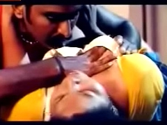 South Indian clasp movie scene