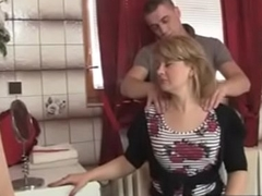 hawt old lady in operation seduced off out of one's mind his stepson -xtube5.com