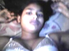 Hot Indian College Girl Shorn Video