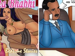 Savita Bhabhi Occurrence 97 - Bedtime N